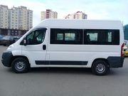 Прокат микроавтобусов